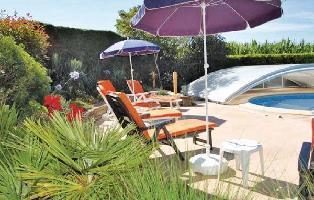 160645) Casa En Moëlan-sur-mer Con Piscina, Jardín