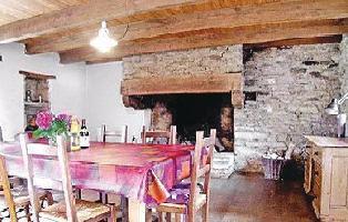 161965) Casa En Moëlan-sur-mer Con Jardín