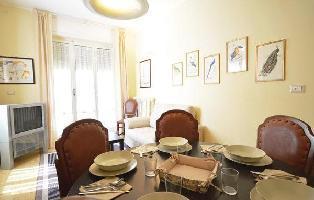 504400) Apartamento En El Centro De Pescara Con Internet, Aire Acondicionado, Lavadora