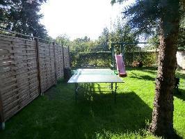 223185) Casa A 359 M Del Centro De Radebeul Con Aparcamiento, Terraza, Jardín