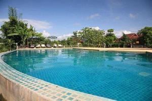 Hotel Baan Krating Pai Resort