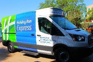 Hotel Holiday Inn Express Miami International Airport