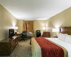 Hotel Comfort Inn Marshall Station