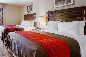 Hotel Comfort Inn Monterey Park
