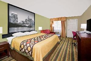 Hotel Super 8 Hermitage Nashville