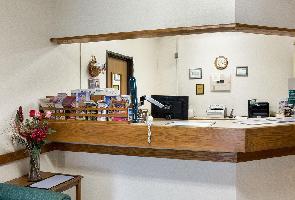 Hotel Rodeway Inn Wahpeton