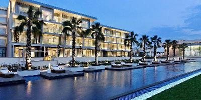 Hotel The Oberoi Beach Resort Al Zorah