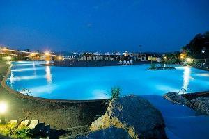 66227) Casa En Adriatic Riviera Con Piscina, Aire Acondicionado, Aparcamiento, Terraza