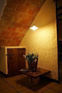 77265) Cortijo En El Centro De Torrelles De Foix Con Internet, Aparcamiento, Terraza, Jardín