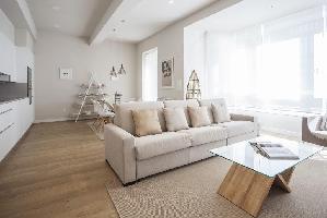 665895) Apartamento En El Centro De San Sebastián Con Ascensor, Lavadora