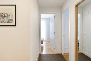 513987) Apartamento En El Centro De San Sebastián Con Lavadora