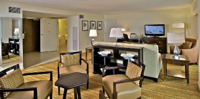 Hotel Anchorage Marriott Downtown