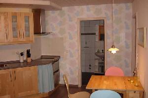 44913) Apartamento En Horn-bad Meinberg Con Aparcamiento, Terraza, Jardín