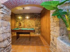 52699) Cortijo En El Centro De Argençola Con Piscina, Terraza, Jardín, Lavadora