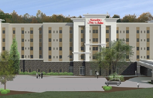 Hotel Hampton Inn & Suites Asheville Biltmore Village