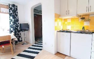 317140) Apartamento En El Centro De Visby Con Internet, Jardín, Lavadora