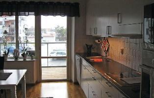 267899) Apartamento A 754 M Del Centro De Visby Con Internet, Jardín, Lavadora