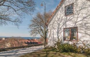 675174) Casa En El Centro De Visby Con Jardín, Lavadora