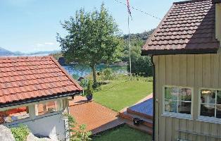 286101) Casa En Kristiansund Con Jardín, Lavadora
