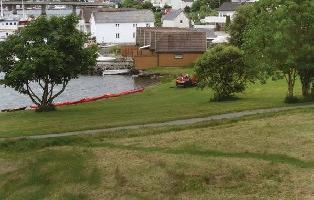 511247) Casa En Stavanger Con Internet, Jardín