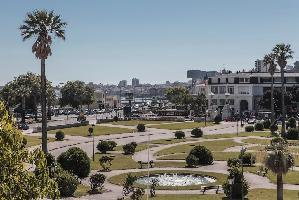 676992) Apartamento A 50 M Del Centro De Estoril Con Aire Acondicionado, Ascensor, Balcón, Lavadora