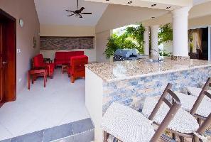 562447) Villa En Sosúa Con Aire Acondicionado, Aparcamiento, Terraza, Lavadora