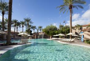 Hotel Sheraton Desert Oasis