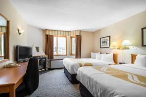 Hotel Quality Resort Chateau Canmore